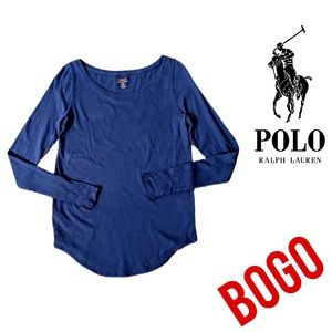 Polo Long Sleeve Tee